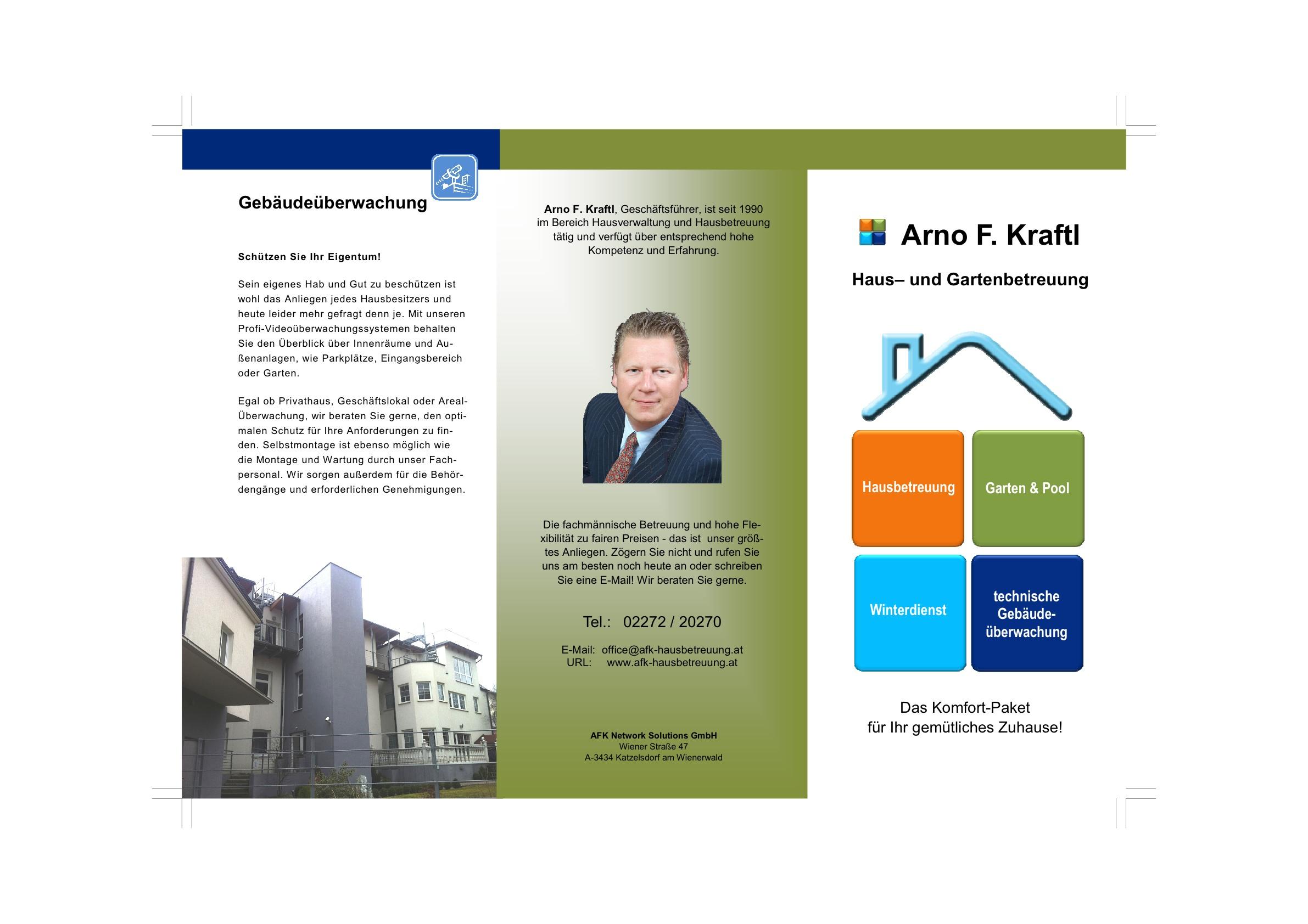 AFK-Hausbetreuung