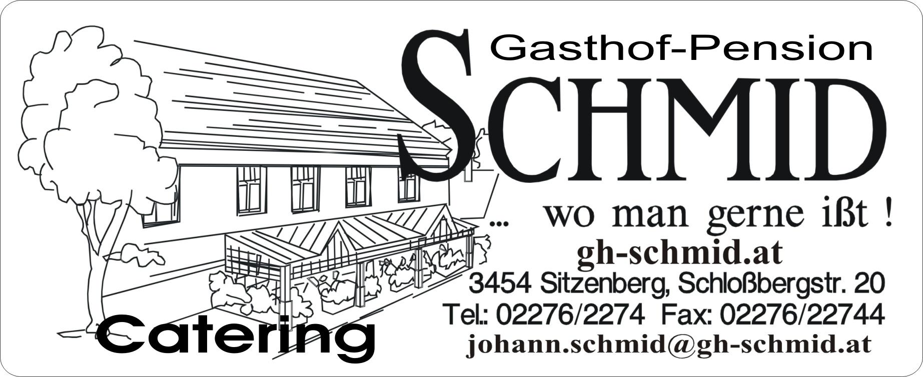 Gasthaus Schmid