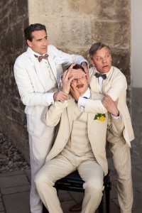 Peter Fernbach, Victor Weiss, Oliver Hebeler