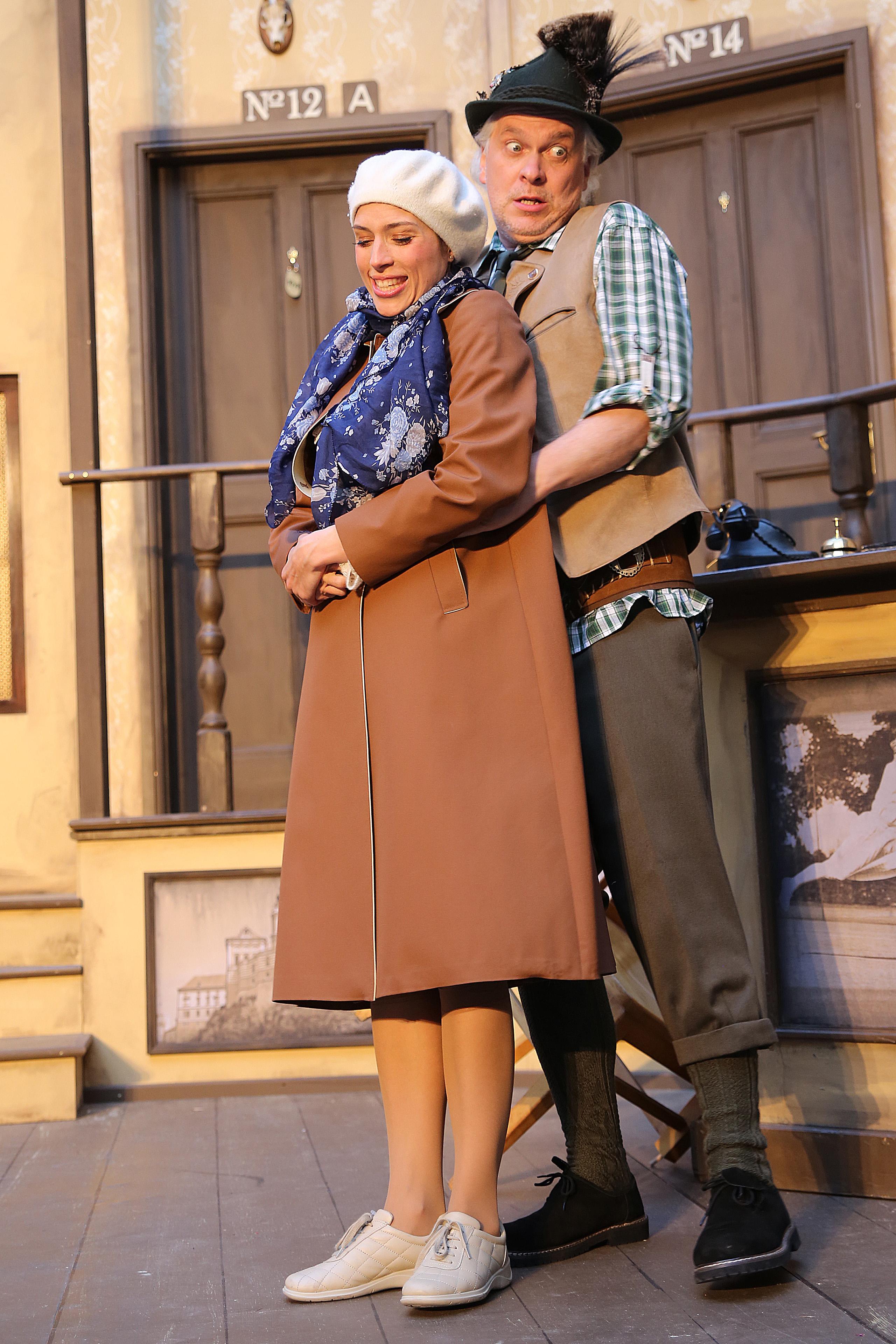 Anna Sophie Krenn und Michael Schefts_Foto Rolf Bock