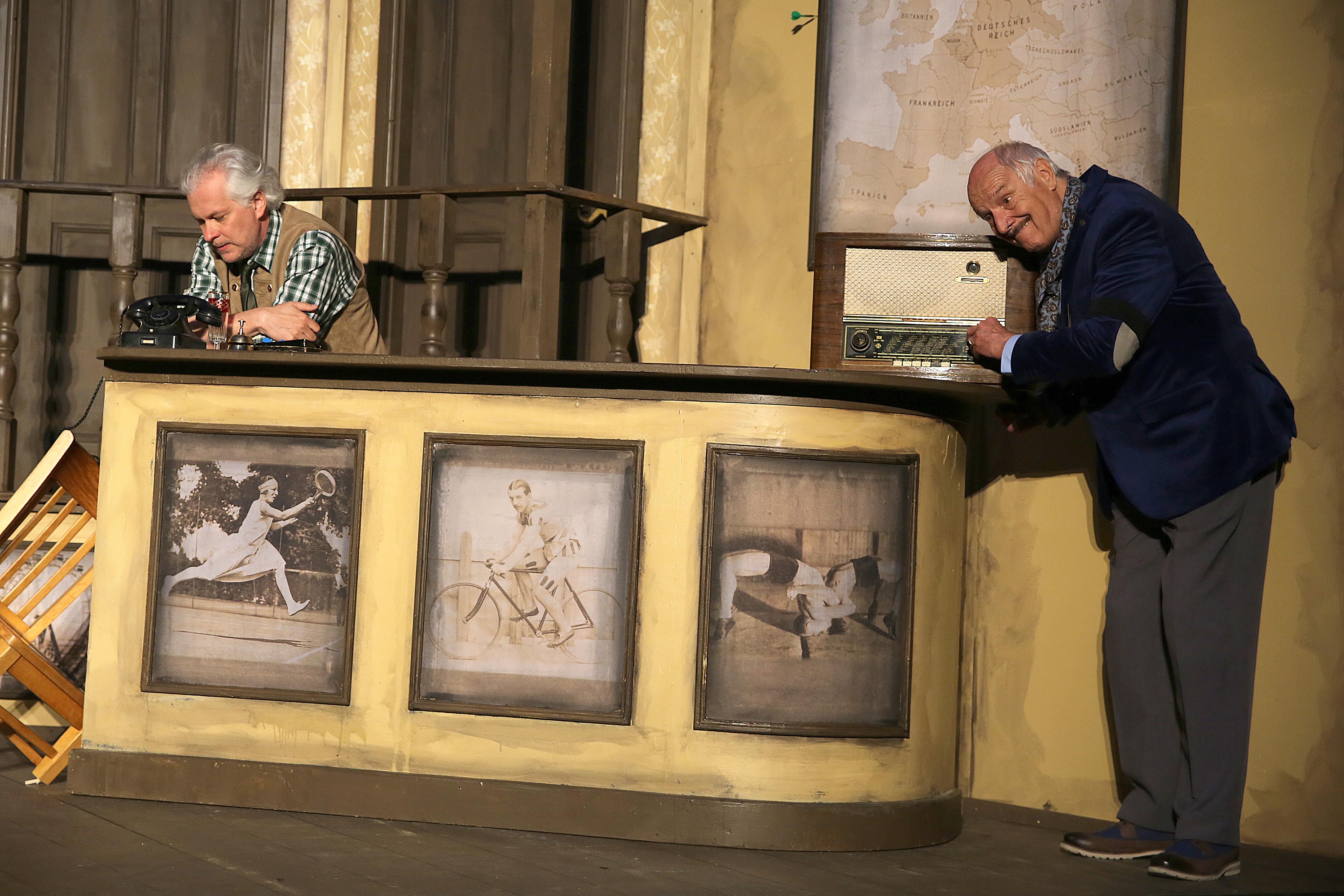 Michael Schefts und Gerhard Dorfer_Foto Rolf Bock