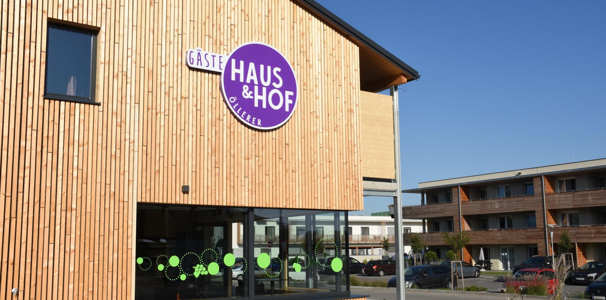 GästeHAUS & HOF