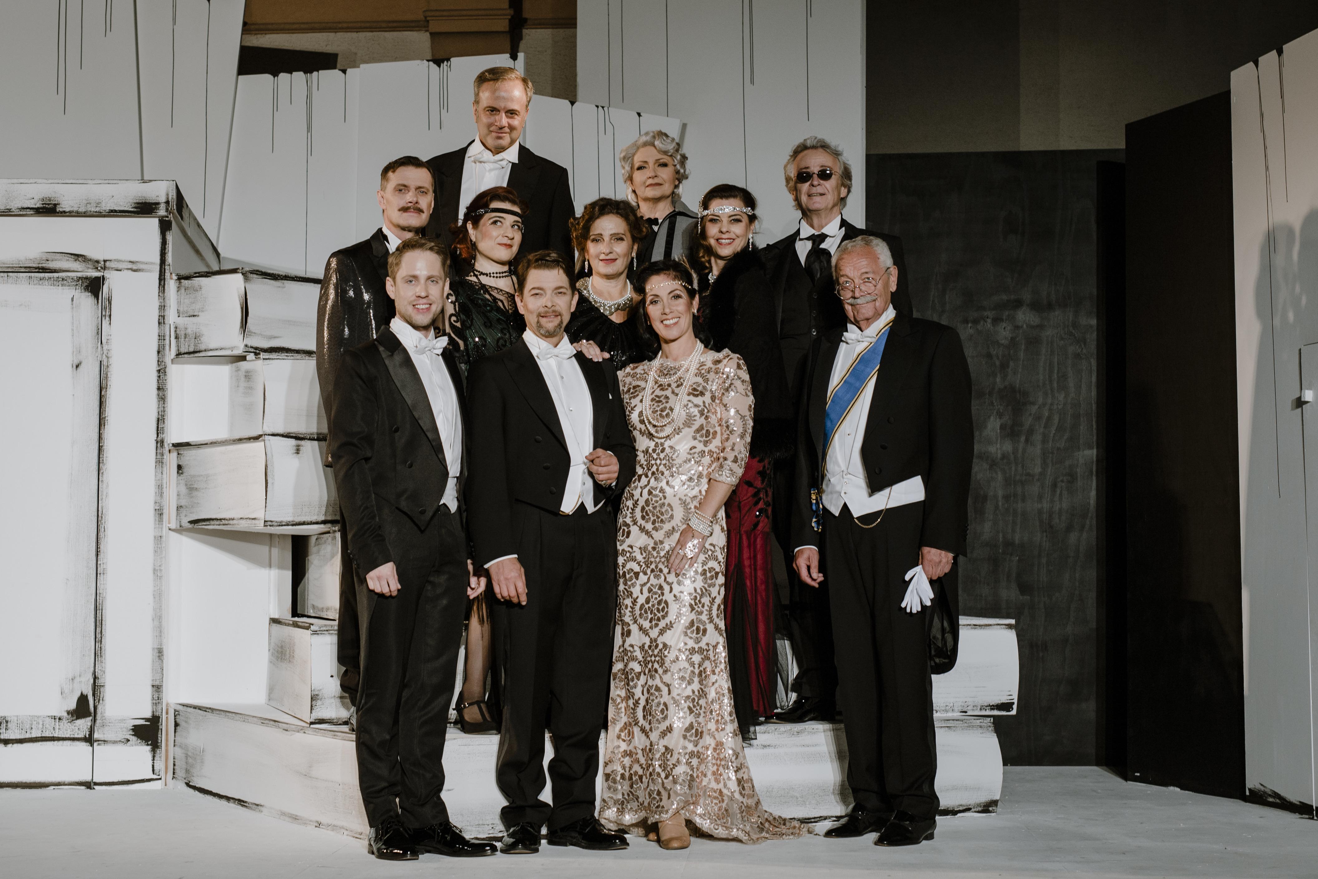 Der Schwierige - Ensemble 2019